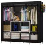 Armario de tela para ropa