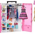 Armario muñecas ropa