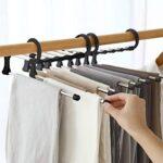 Colgador pantalones armario