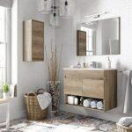Conjunto armario baño