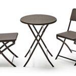 Conjunto sillas y mesa jardin