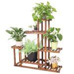 Estanteria plantas exterior