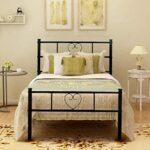 Estructura cama con somier