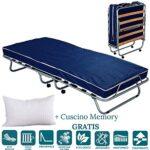 Mueble cama plegable individual