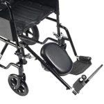 Reposapies de silla de ruedas