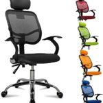 Silla ergonomica escritorio