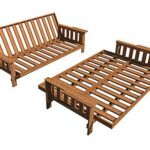 Sofa cama madera