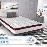 Somier base tapizada 150x190