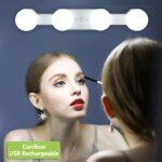 Tocador maquillaje portatil