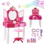 Tocador niña maquillaje juguete